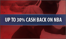 30% NBA CASHBACK IN NOVEMBER