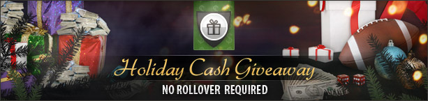 HOLIDAY CASH GIVEAWAY - 28,200 IN PRIZES